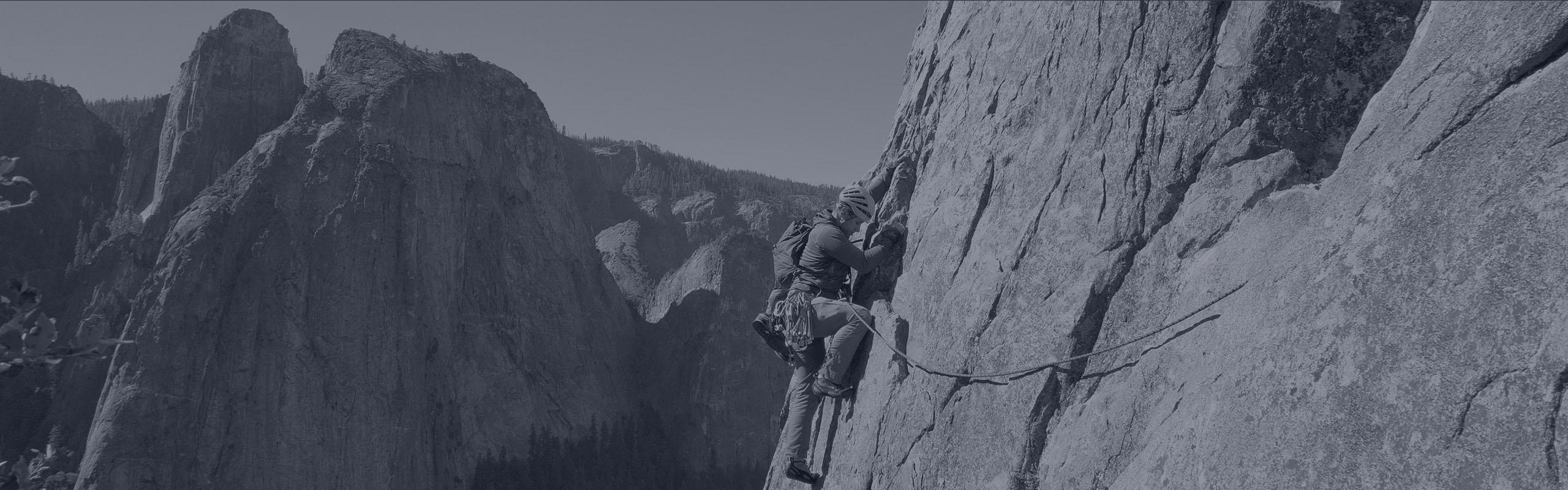 Wspinaczka skalna
