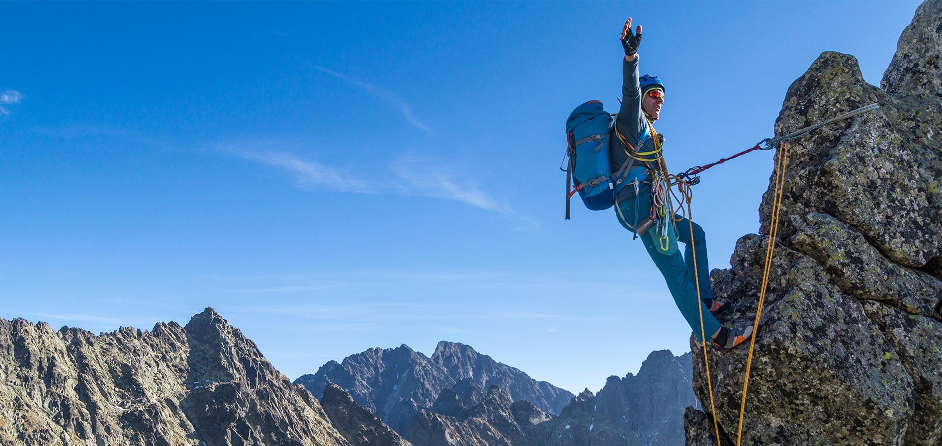 Zacznij wspinać się w górach KURSY TATERNICKIE